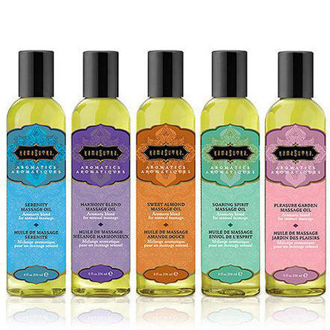 Aromatic Sensual Massage Oil