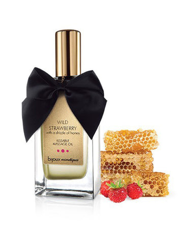 Bijoux Kissable Massage Oil