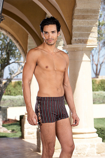 Dreamguy Striped Boxer Shorts