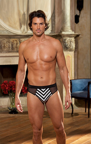 Dreamguy Striped Brief
