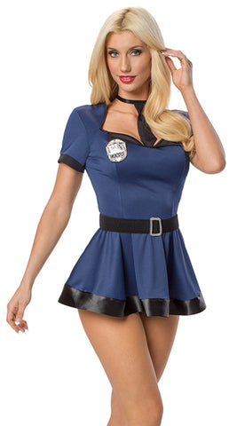 Off Duty Cop Costume
