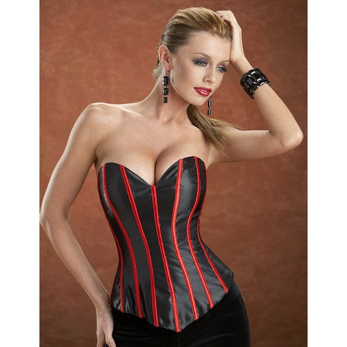 Double Lace-Up Back Corset