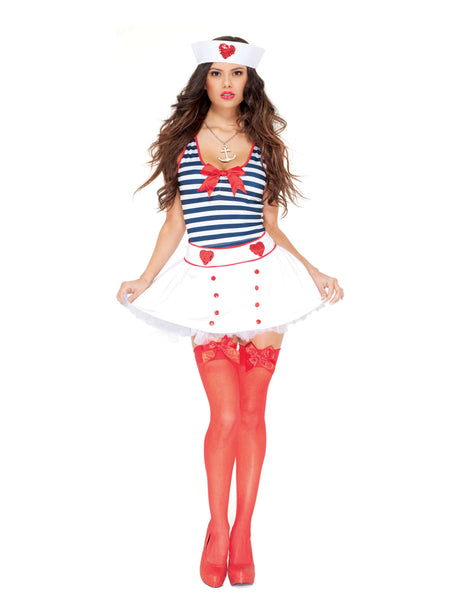 All Hands On Deck Sailor Costume