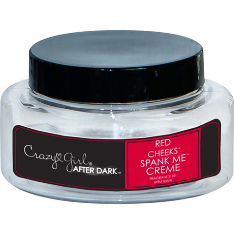 Crazy Girl After Dark Red Cheeks Spank Me Cool Down Creme
