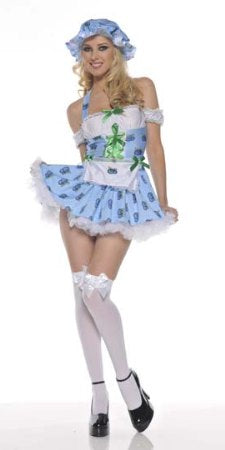 Blueberry Delight Fairy Tale Costume