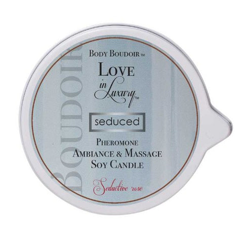Body Boudoir Love in Luxury Massage Candle