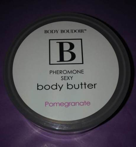Body Boudoir Limited Edition White Label Pheromone Sexy Body Butter
