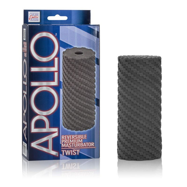 Apollo™ Reversible Premium Masturbator Twist