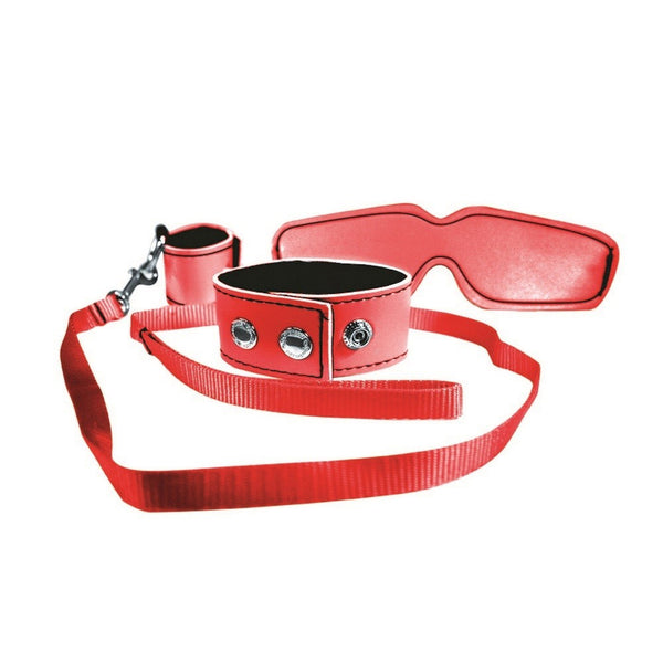 Red Bondage Kit
