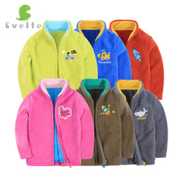 Svelte Polar Fleece Jakke