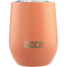 Coral 12oz Penguin cold insulated stainless steel tumblers, holds extreme hot and cold temperatures, spill proof tritan lid, double wall vacuum insulated, BPA free, no sweat condensation bottle, triple insulation with copper coating, 18/8 stainless steel 304 grade, wine, coffee, cocktails, drinks