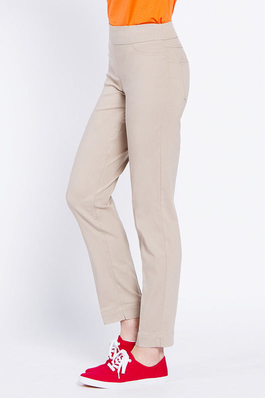 Slimsation Golf Ankle Pant - Stone