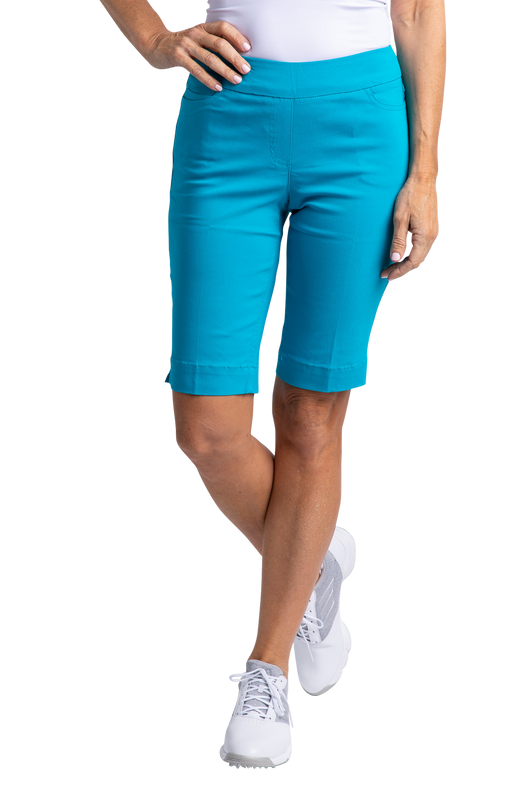 Slimsation Golf Walking Short - Teal