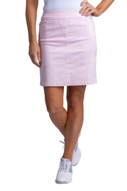 Slimsation Golf Skort - Ice Pink