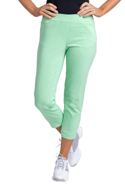 Slimsation Skinny Crop - Neo Mint