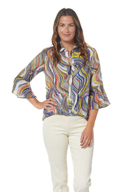 Tuck Blouse