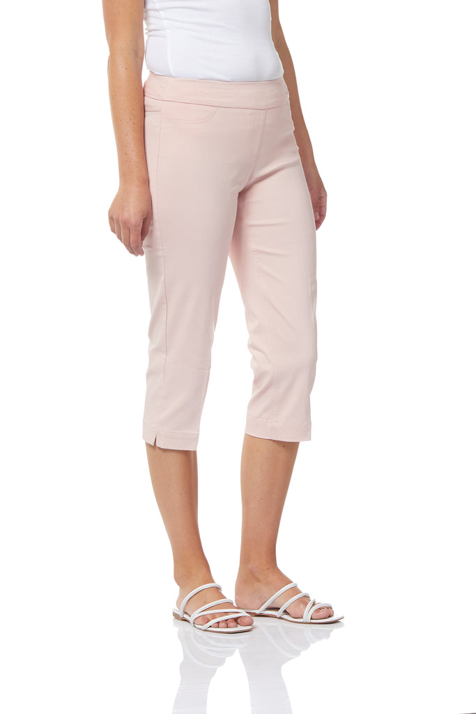 CAPRI PANT - DUSTY ROSE