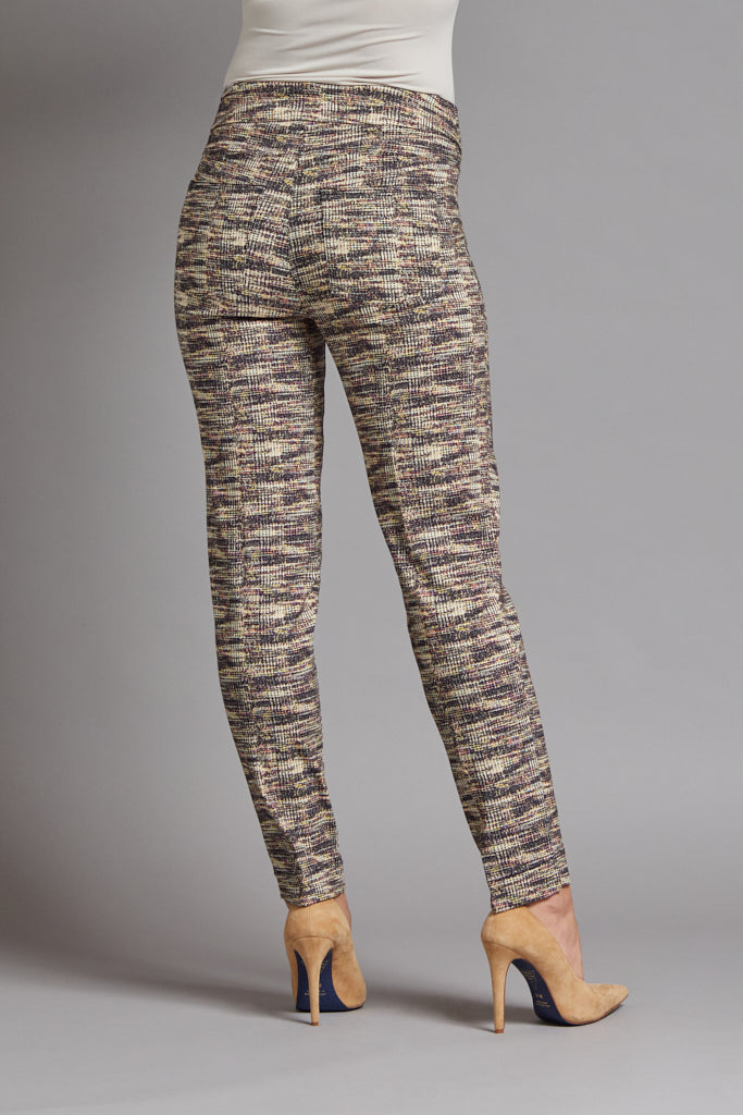 PRINT ANKLE PANT