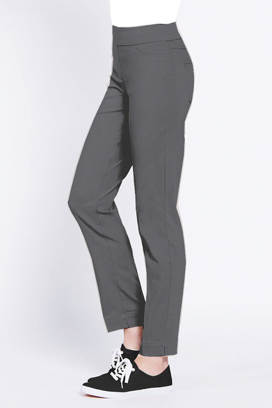 Slimsation Golf Ankle Pant - Charcoal