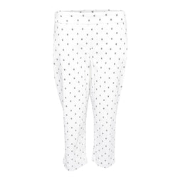 Slimsation Golf Capri - White Print