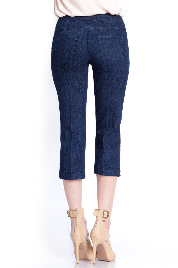 CAPRI PANT - DENIM