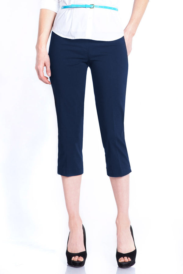 CAPRI PANT - MIDNIGHT