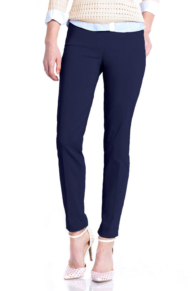 ANKLE PANT - MIDNIGHT