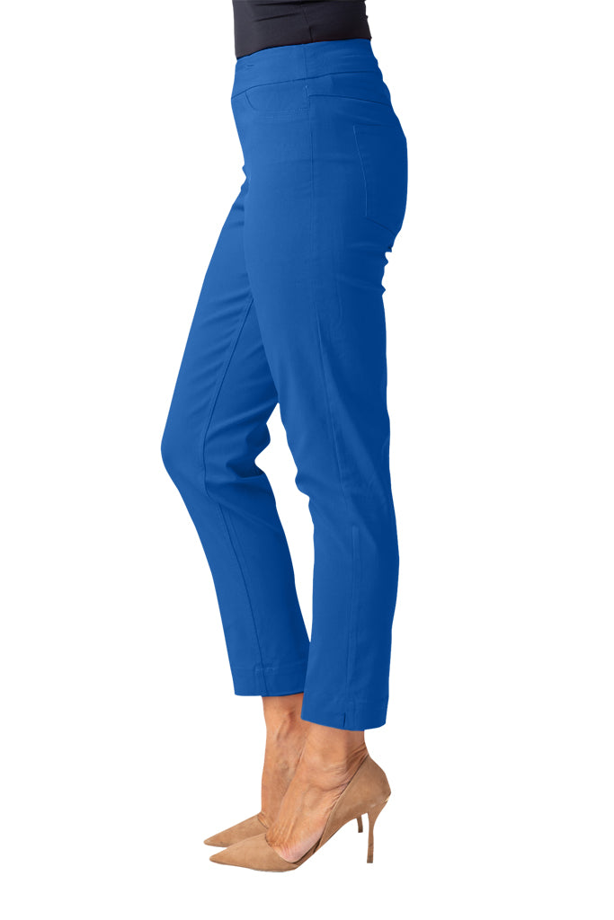 ANKLE PANT - BLUEBERRY