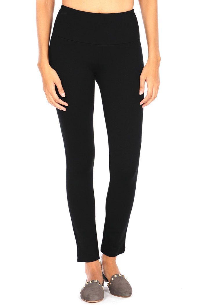 WOMEN'S PONTI KNIT LEGGING