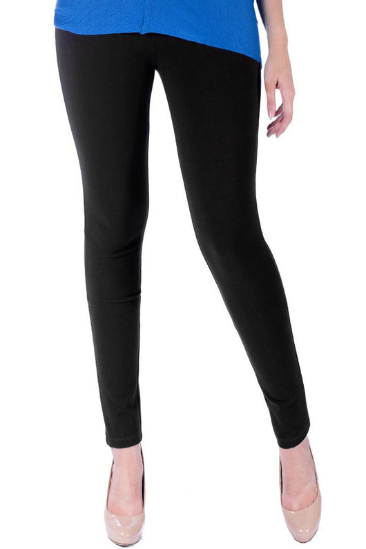 PLUS PONTI KNIT LEGGING