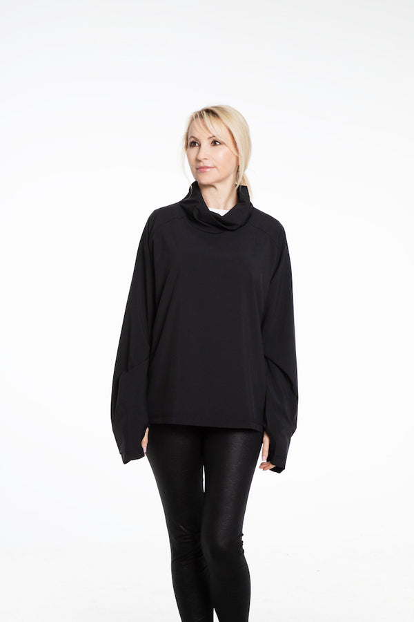 Protection Pullover - Black