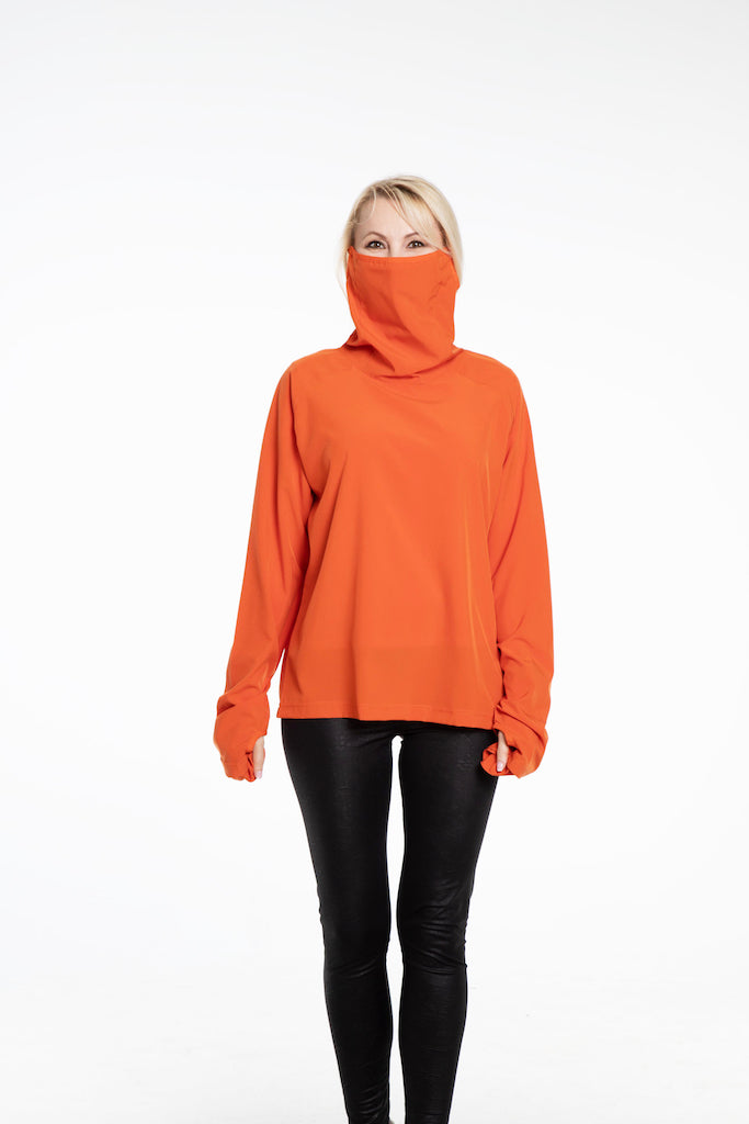 Protection Pullover - Dark Spice