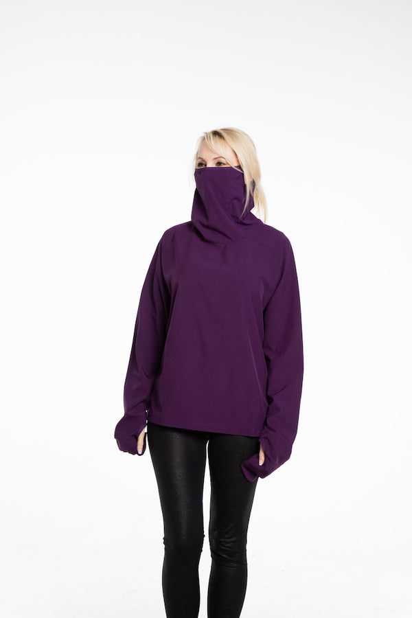 Protection Pullover - Grape
