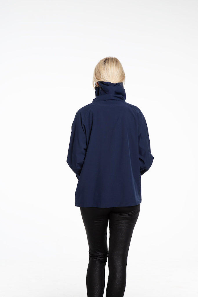 Protection Pullover - Navy