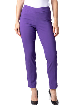 ANKLE PANT - PLUM