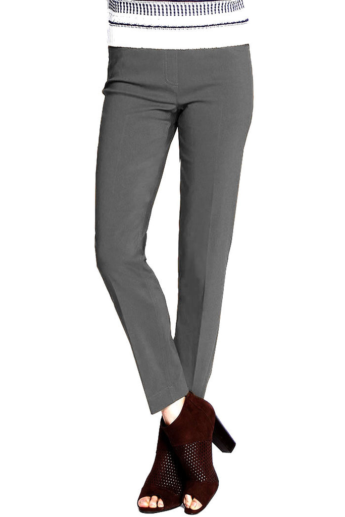 ANKLE PANT - CHARCOAL