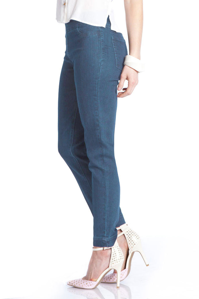 ANKLE PANT - DENIM