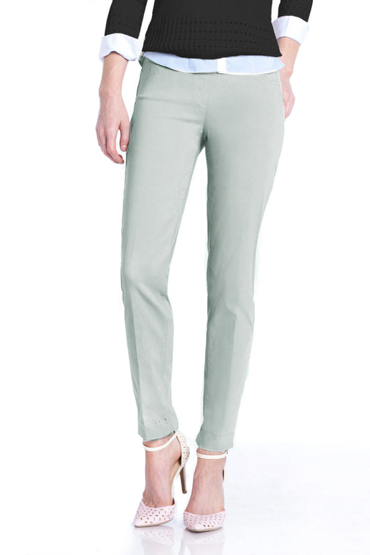 ANKLE PANT - LIGHT GREY