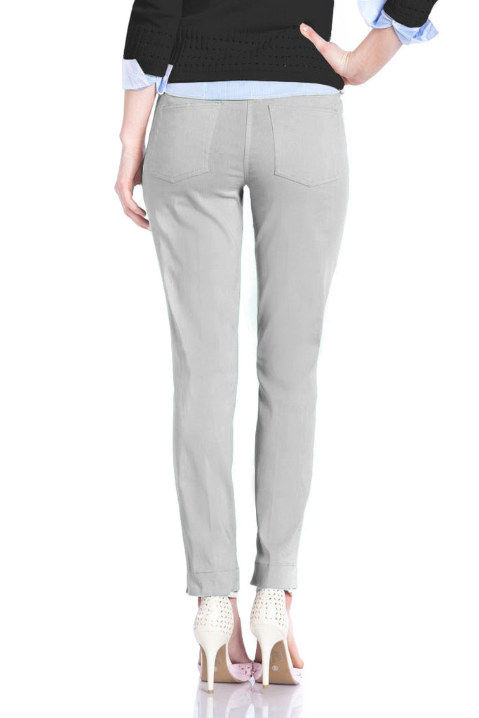 ANKLE PANT - FROST GREY