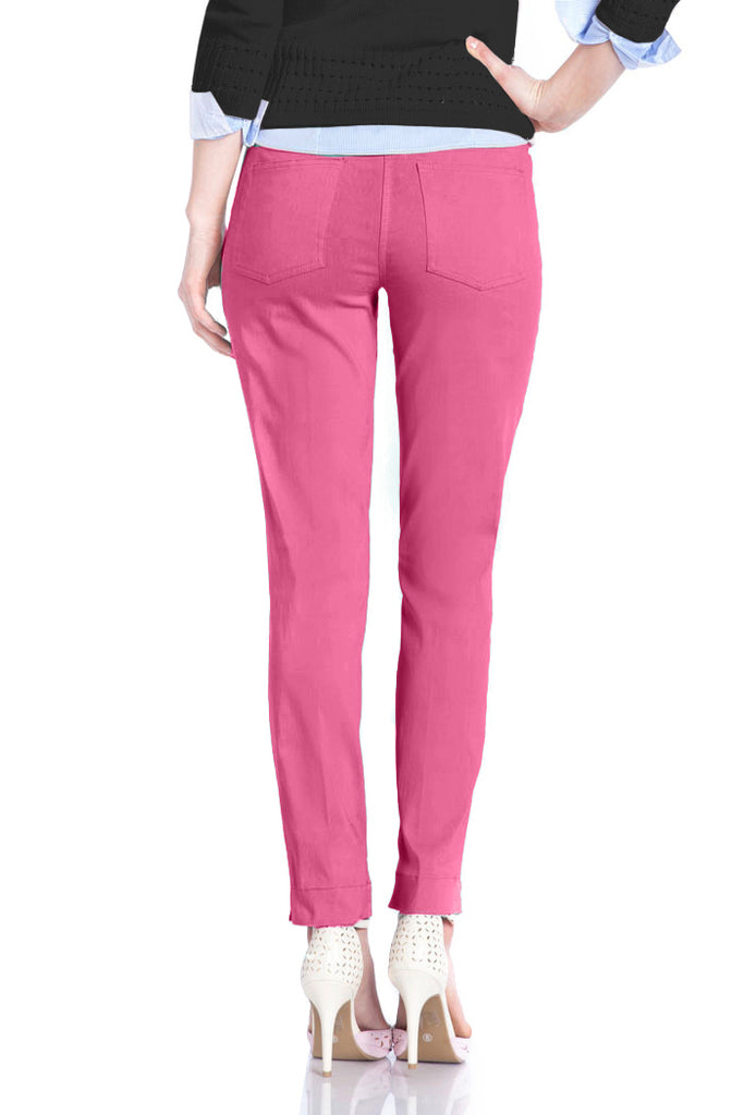 ANKLE PANT - ROSE