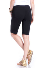 WOMEN'S WALKING SHORT - BLACK