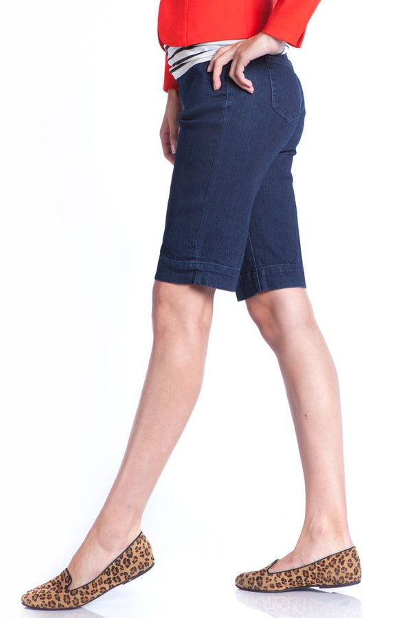 WALKING SHORT - DENIM