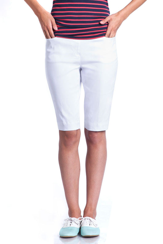 PLUS WALKING SHORT - WHITE
