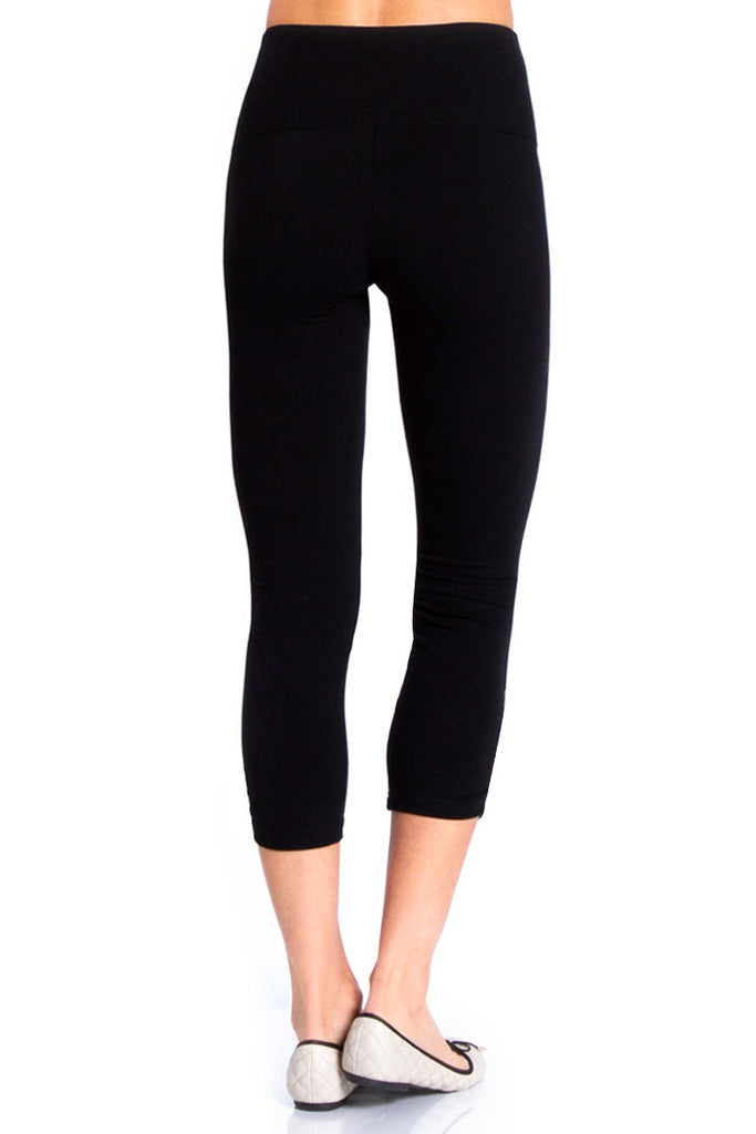 WOMEN'S CROP LEGGING