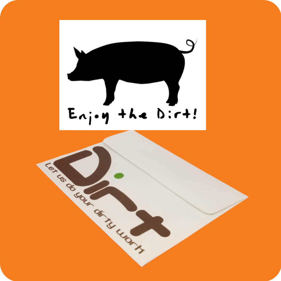 THE PIG CARD