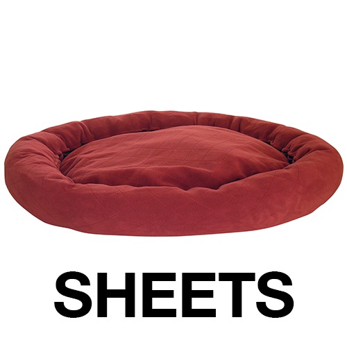 Mighty Dog Bed Sheets