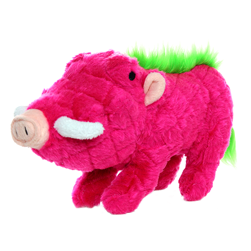 Mighty Safari Warthog - Dog Toy