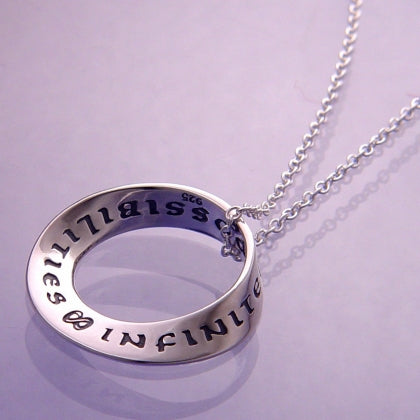 Infinite Possibilities - Mobius Necklace