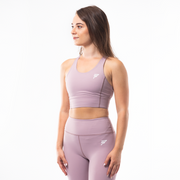 Vibe Sports Bra | Light Lavender