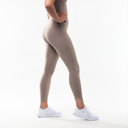 Vibe Leggings | Taupe